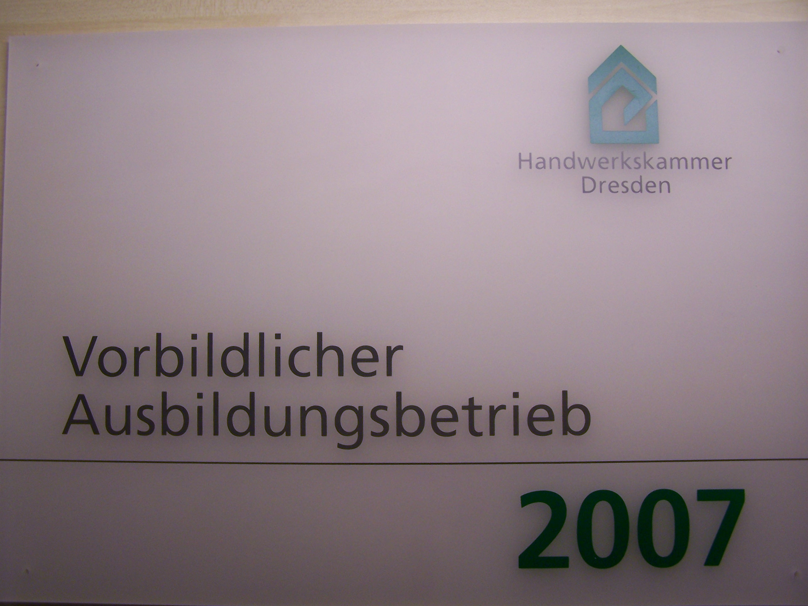 2007 Auszeichnung