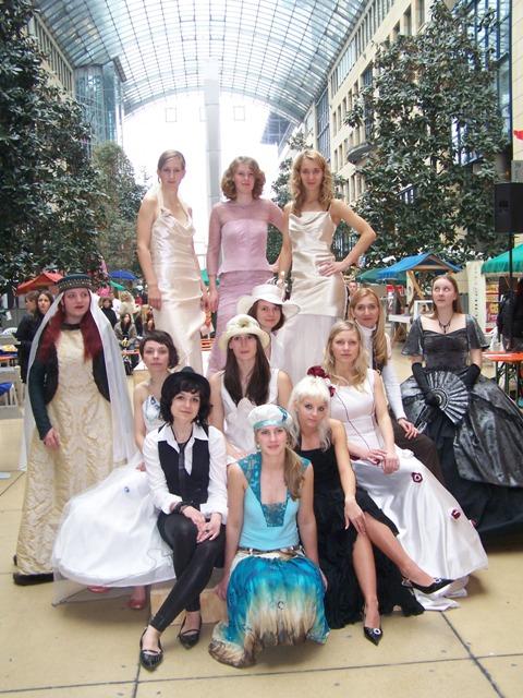 2008 Modenschau WTC
