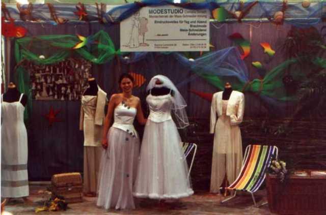 2001 Messestand