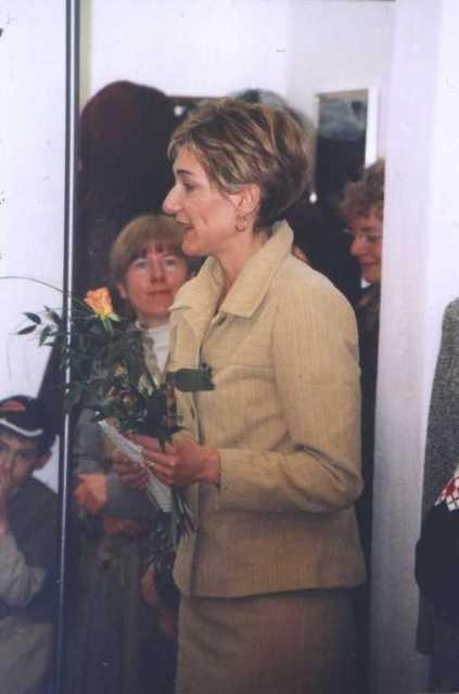 2003 10 Jahre Modestudio Festrede