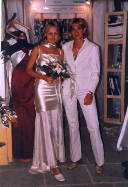 2003 Hochzeitsmesse Moritzburg