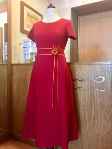 Ein Kleid für die Brautmama