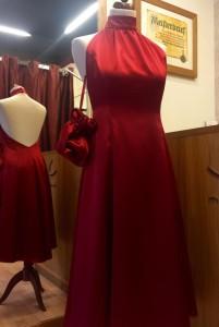 Kleid Rotkäppchen